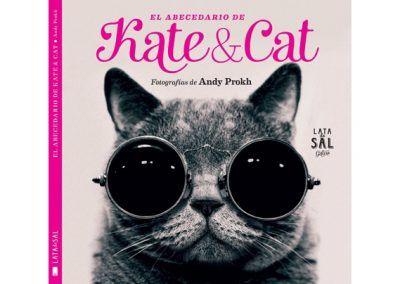 El abecedario de Kate y Cat