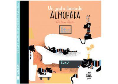 Un gato llamado Almohada